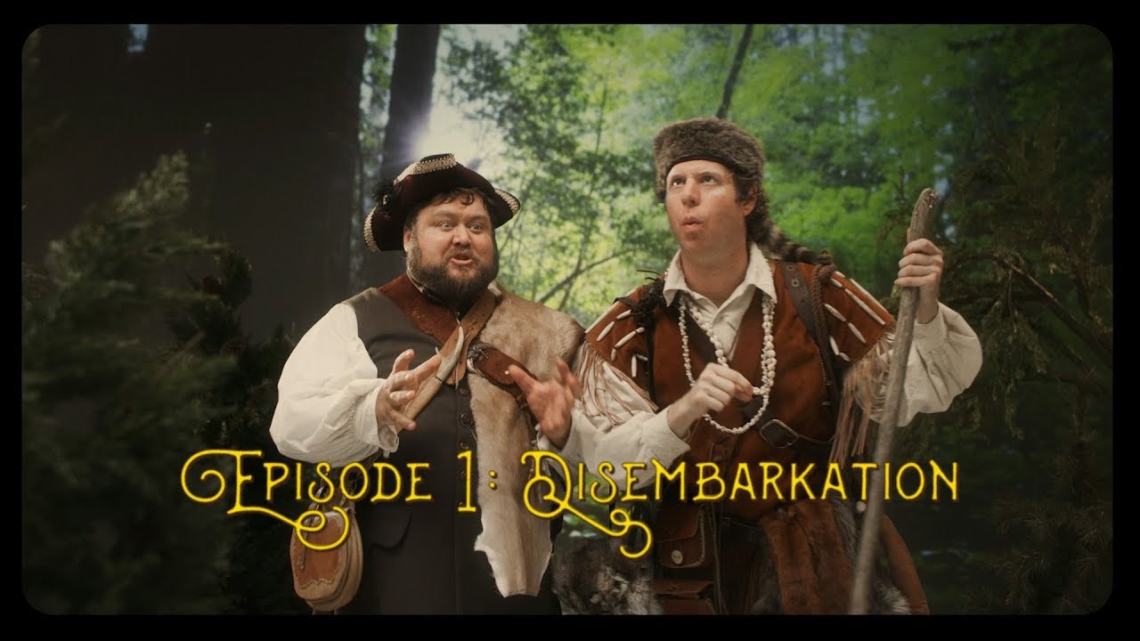 """The Monumental Return of Lewis & Clark   Ep. 1   """"Disembarkation"""""""