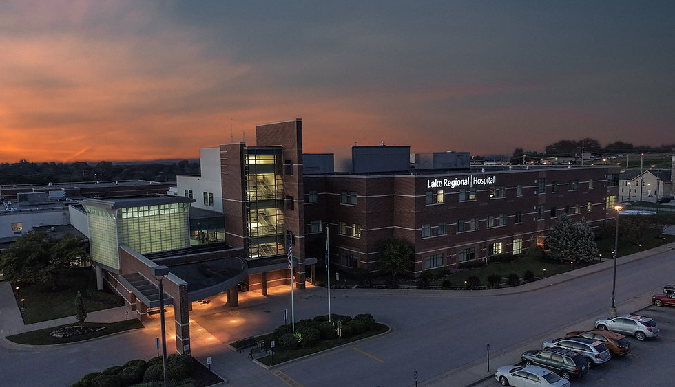 Lake Regional Hospital Sunset.jpg