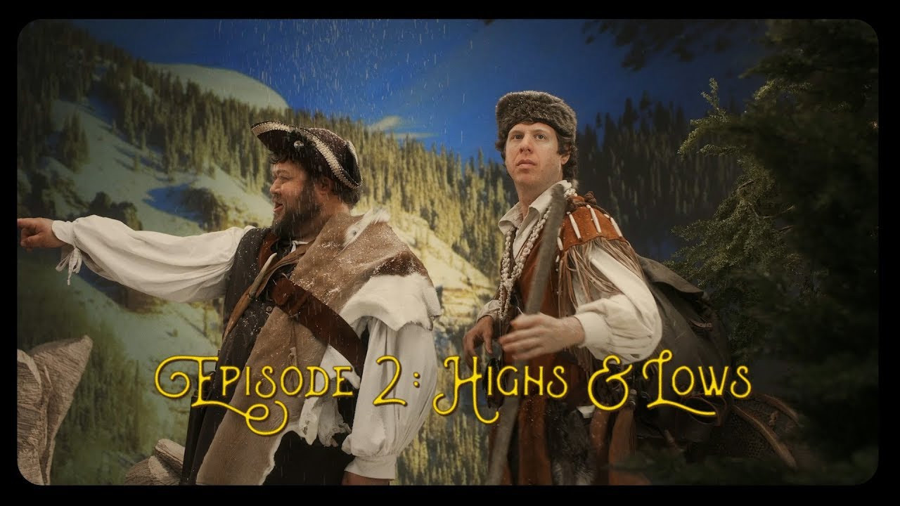 """The Monumental Return of Lewis & Clark   Ep. 2   """"Hights & Lows"""""""