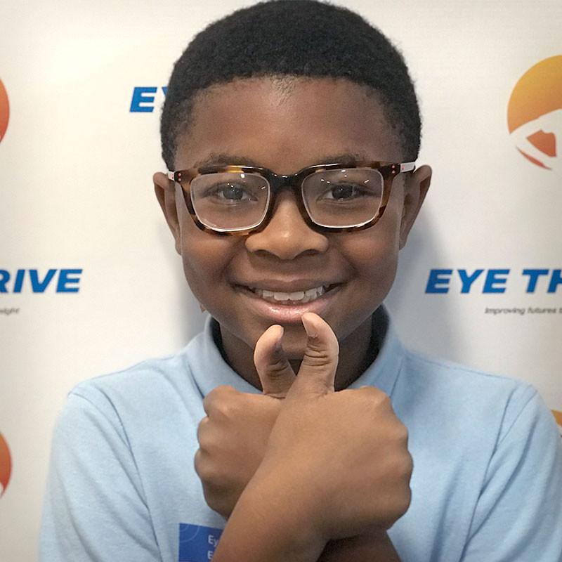Eye Thrive Student