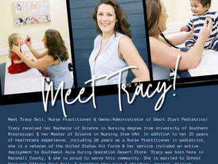 Meet Tracy Bell, CRNP, Owner of SSP!