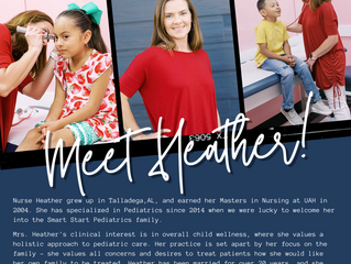 Meet Heather Mostella, CRNP!