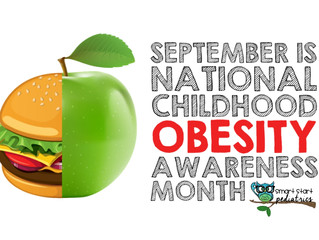 September is National Childhood Obesity Month
