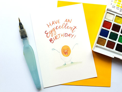 Have an Eggcellent Birthday!