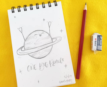 Day 05: One Big Planet