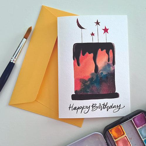 Galaxy Birthday!