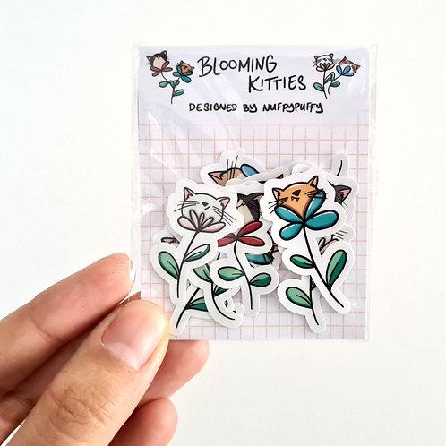 Blooming Kitties