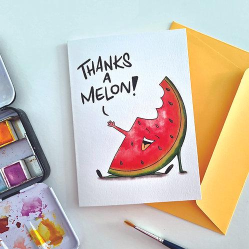 Thanks a Melon!