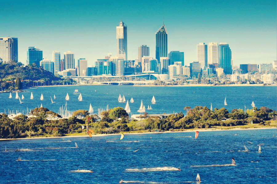 Talent was founded in Perth in 1995