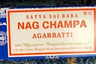 copy of Nag Champa Incense 40 grams