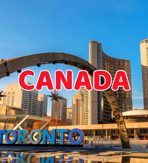 Study and Internship in Canada