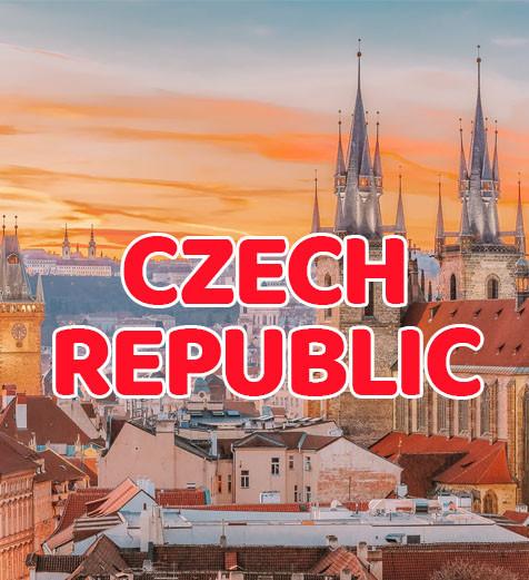 Internship in Czech Republic