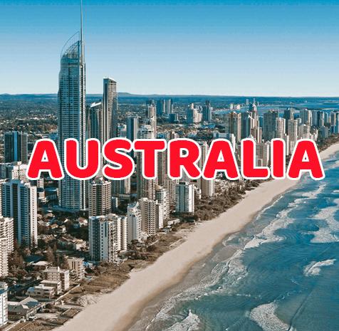 Internship in Australia