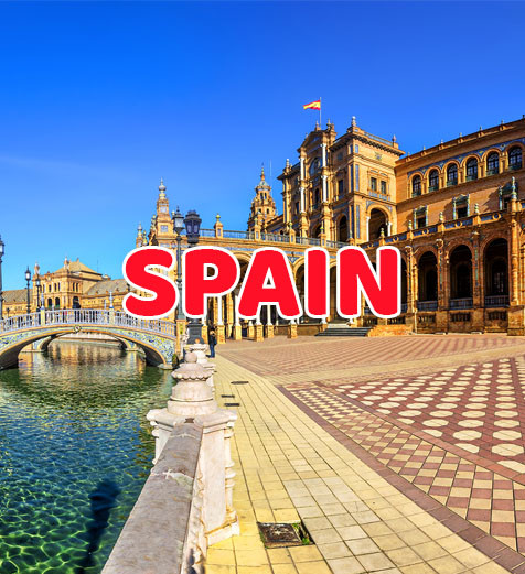 Internship in Spain