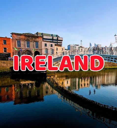 Internship in Ireland
