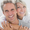 Smiling Couple - Columbus Dentist