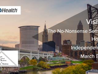 Visit NEMO Health at the No-Nonsense Seminar