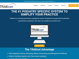 TRAKnetSolutions.com Has a New Look!