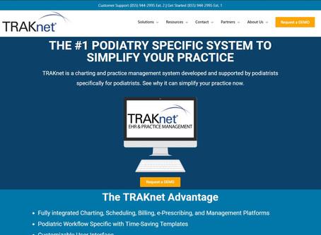 TRAKnetSolutions.com Has a New Look!