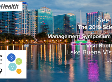 Learn About NEMO Health's Solutions at SAM 2019!