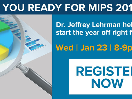 New Resources for MIPS 2019!