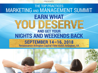 Visit NEMO Health at Top Practices this September!