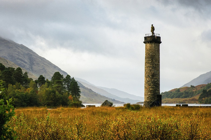 Scotland-Glenfinnan-Landmark-Highlands-M