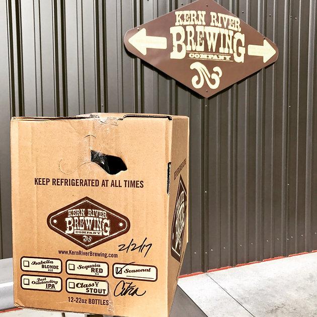 Beer Run: Kern River Brewing's Citra