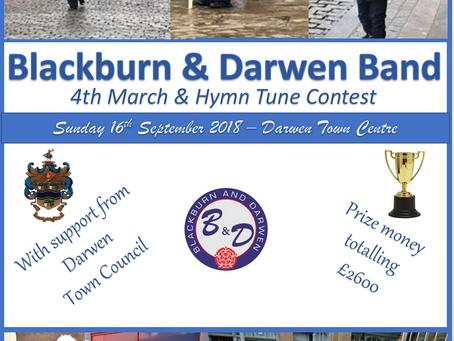 4th March & Hymn Tune Contest