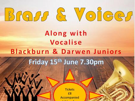 Summer Brass & Voices
