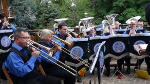 New trombone at B&D