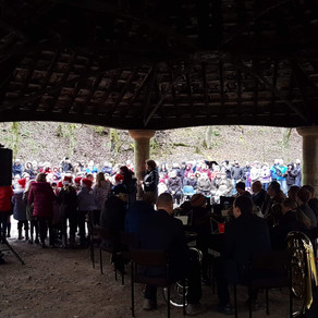 Carols in the Woods