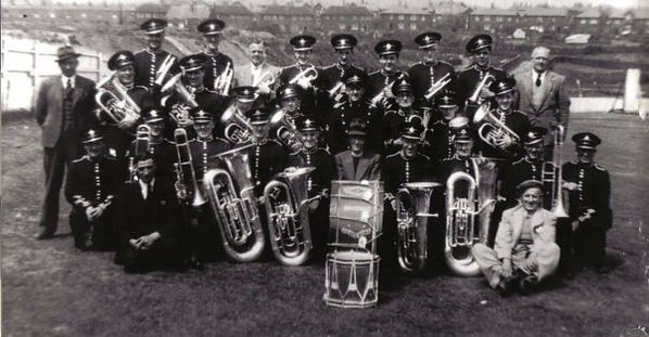 History of Blackburn & Darwen Band