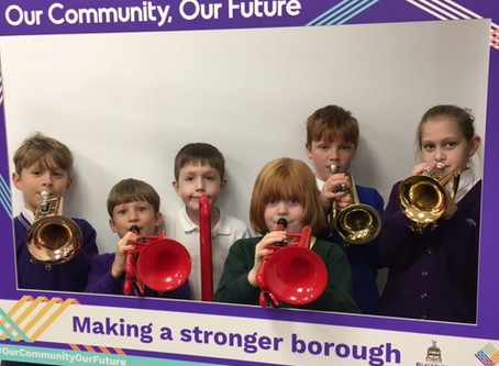Beginner and Junior Band News