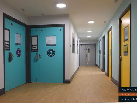 Western Community Hospital - Minstead Ward