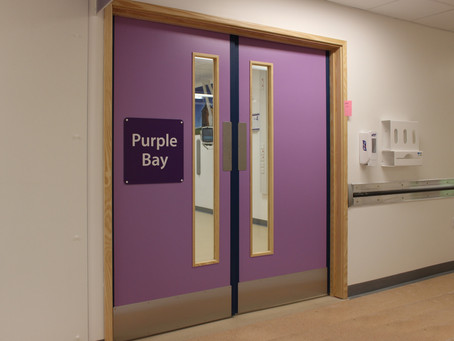 Trauma Ward Refurbishment - Southampton General Hospital