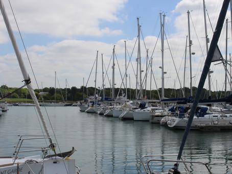 Port Hamble Marine Office Refurbishment