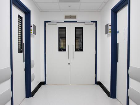 Southampton General Hospital - Endoscopy Theatres