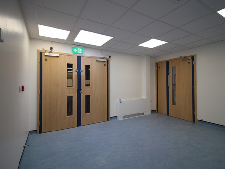 Fracture Clinic, Basingstoke