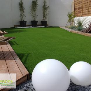Gazon synthetique pour terrasses
