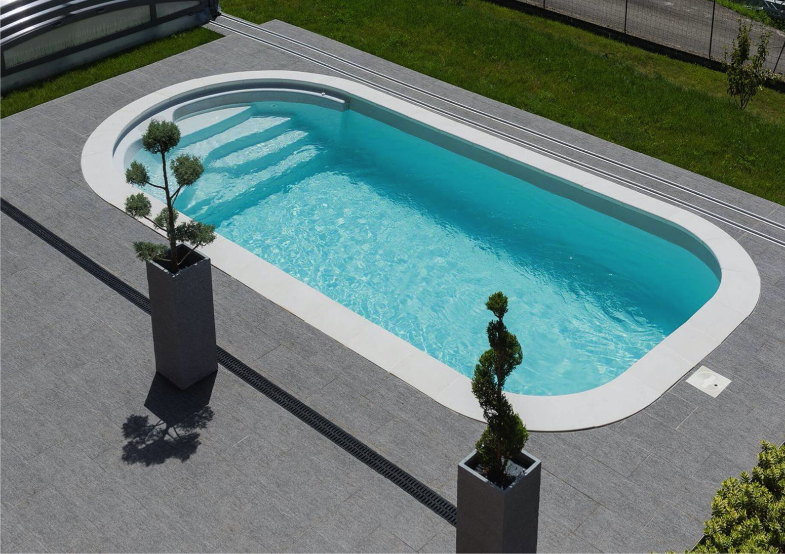 Nettoyage de piscine
