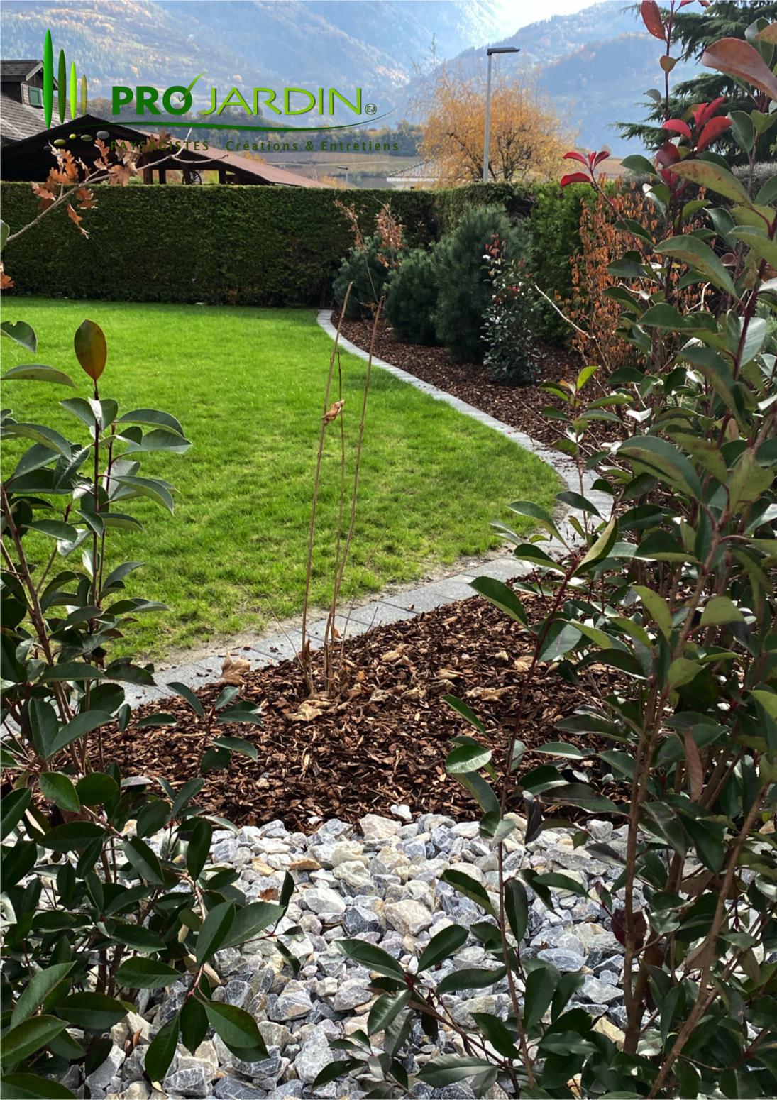Aménagement-extérieur Espace-vert Jardin
