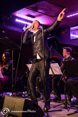 Noa Lur & Jorge Fontecha Sax Band
