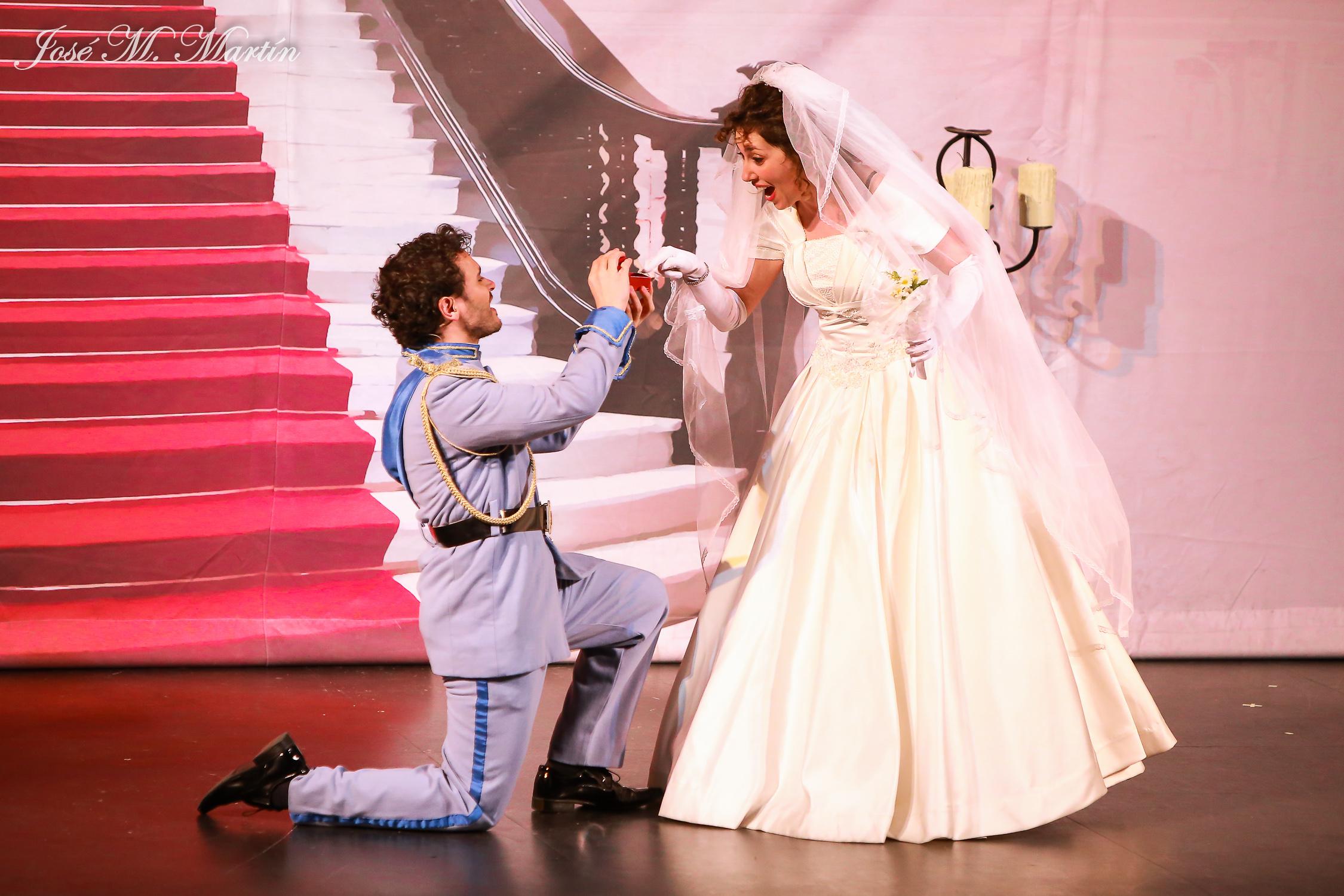 Blancanieves, el musical
