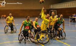 BSR 2014-2015 - Ilunion vs AMIVEL