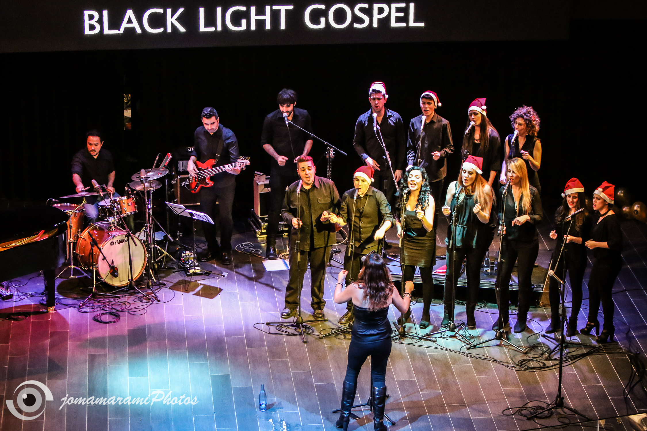 Black Light Gospel Choir
