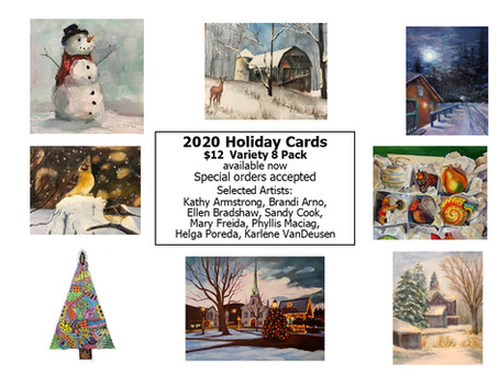 Holiday Card Packs!