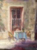 kathleen connor frenchcafe9x12oil.jpg