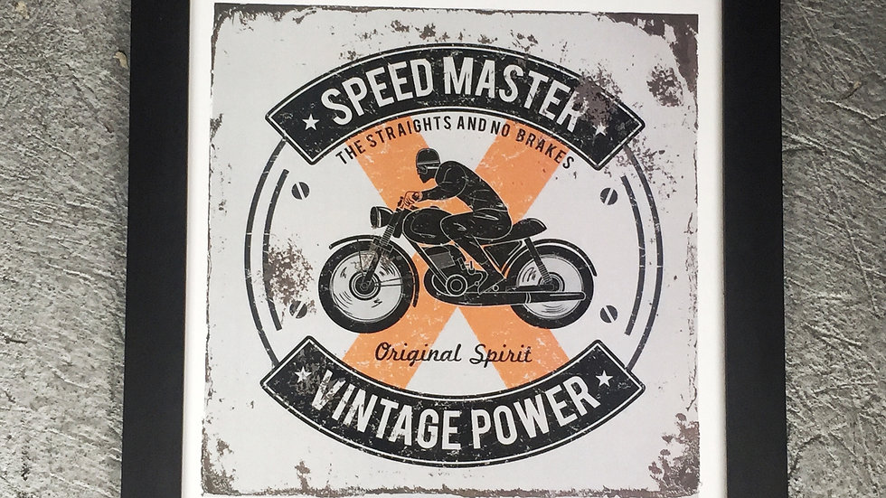Cuadro Speed Master