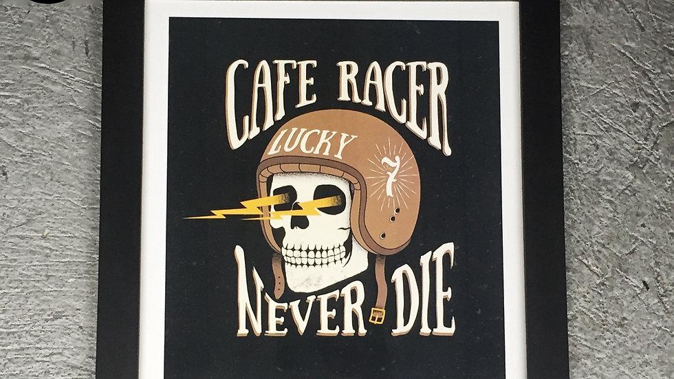 Cuadro Cafe Racer